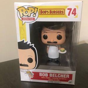 Pop animation bobs burger collectible